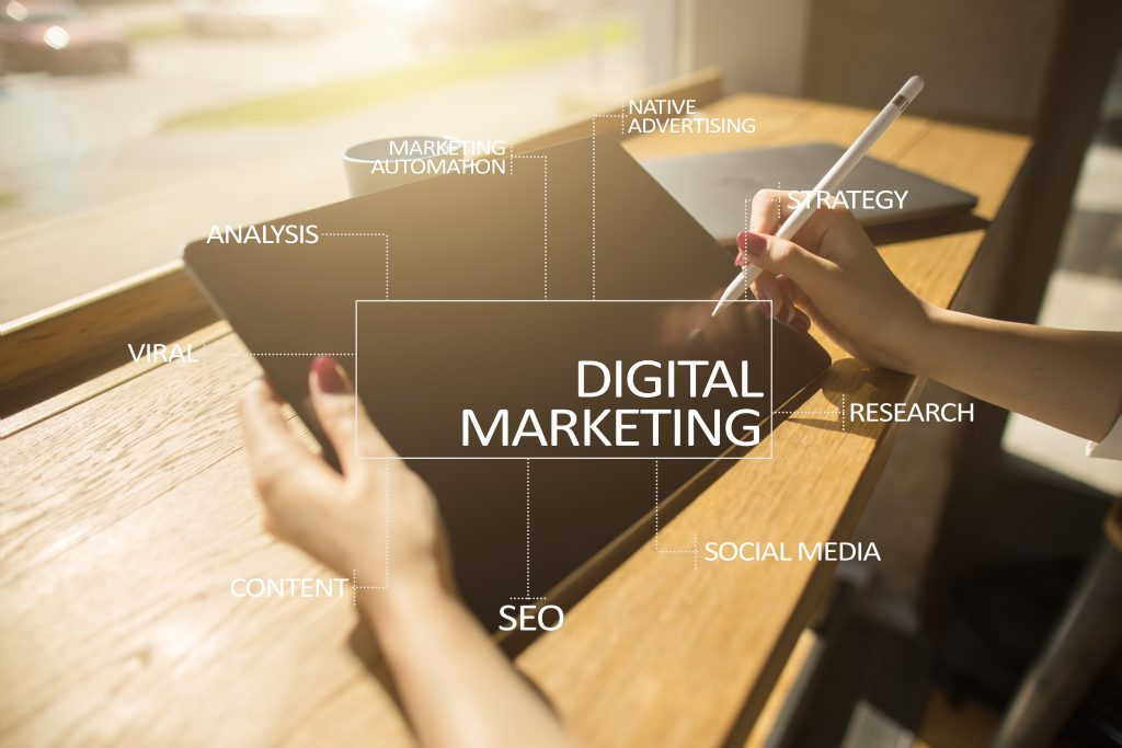 Digital marketing Agency Schaumburg